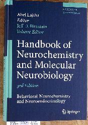 Blaustein, Jeffrey D and Abel [Ed.] Lajtha.  Handbook of Neurochemistry and Molecular Neurobiology Behavioral Neurochemistry, Neuroendocrinology and Molecular Neurobiology Springer Reference