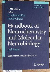 Lajtha, Abel [Ed.] and Sylvester E. Vizi.  Handbook of Neurochemistry and Molecular Neurobiology Neurotransmitter Systems. Springer reference.