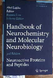 Lim, Ramon [ Vol. Ed.] and Abel Lajtha.  Handbook of Neurochemistry and Molecular Neurobiology Neuroactive Proteins and Peptides. Springer Reference