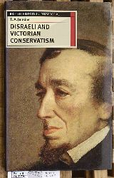Jenkins, T. A.  Disraeli and Victorian Conservatism British History in Perspective