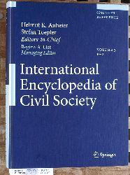 Anheier, Helmut K. and Stefan Toepler.  International Encyclopedia of Civil Society. Volume 3 P - Z Band 3