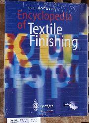 Rouette, Hans-Karl.  Encyclopedia of textile finishing. Infochem. H. K. Rouette / Springer-electronic-Media