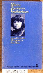 Cvetaeva, Marina Ivanovna.  Vogelbeerbaum : ausgewählte Gedichte. Hrsg. von Fritz Mierau / Wagenbachs Taschenbücherei ; 135