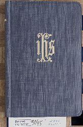 Sales, Franz von.  Philothea : Anleitung zu einem inneren religiösen Leben. Übers. u. f. d. heutige Zeit umgearb. von e. Priester d. Erzdiözese Freiburg
