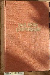 Das Neue Universum Ein Jahrbuch des Wissens und Fortschritts 70. Band