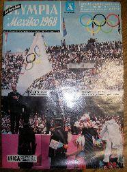 Bahr, Gerhard [Hrsg.]:   Sport-Jahres-Meister, Olympia Mexiko 1968.