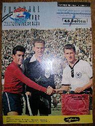 Bahr, Gerhard [Hrsg.]:   Sport-Jahres-Meister, Fussball-Weltmeisterschaft 1962 (Chile).