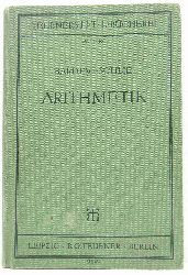 Bardey-Schlie:   Arithmetik. (Lehrbuch und Aufgabensammlung).