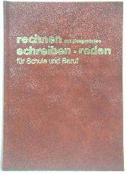 Buchholz, Paul:   Rechnen mit Mengenlehre - Schreiben - Reden. für Schule und Beruf.