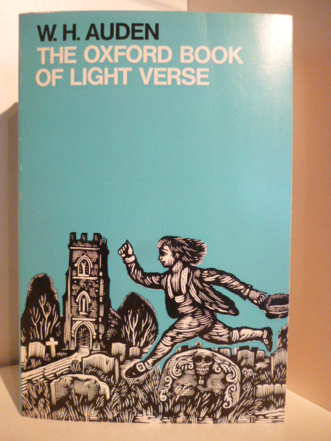 W. H. Auden  The Oxford Book of Light Verse (English Edition)