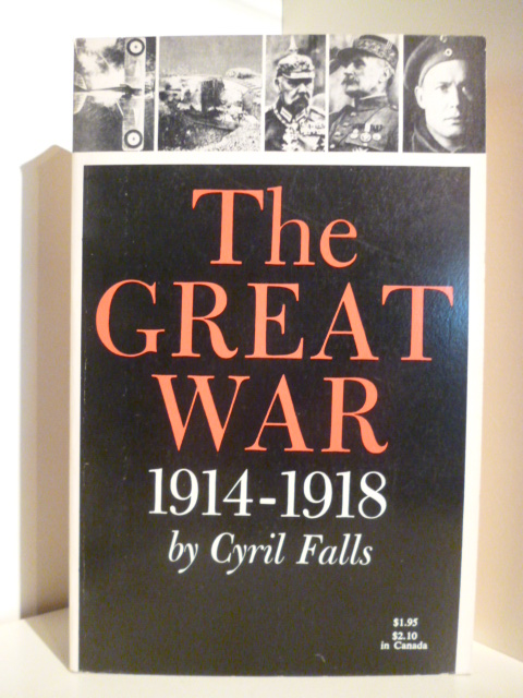 Falls, Cyril  The Great War 1914-1918 (English Edition)