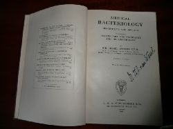 Sir Lionel Whitby C.V.D.  Medical Bacteriology. Descriptive and Applied