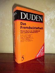 Autorenteam  Duden Band 5. Das Fremdwörterbuch