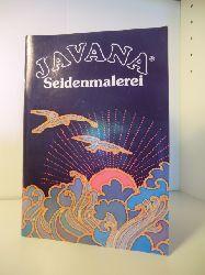 Demharter, Ingrid  Javana Seidenmalerei