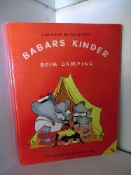 Brunhoff, Laurent de  Babars Kinder beim Camping