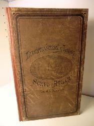 Neu bearbeitet von Dr. Henry Lange  Th. Liechtenstern und Henry Langes Schul-Atlas