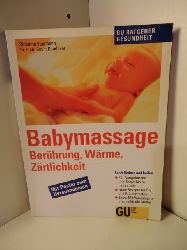Christina Voormann und Dr. med. Govin Dandekar  Babymassage