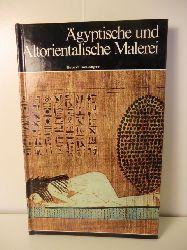 Boulanger, Robert  Weltgeschichte der Malerei Band 2. Ägyptische und altorientalische Malerei