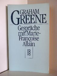 Green, Graham  Gespräche mit Marie-Francoise Allain