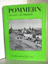 Adam Kraft und Rudolf Naujok  Pommern, Neumark und Ostseeküste