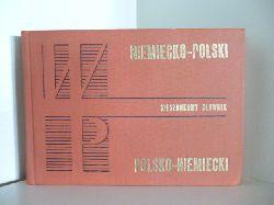 Stanislaw Schimitzek und Jan Czochralski  Taschenwörterbuch Deutsch-Polnisch und Polnisch-Deutsch