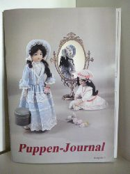 Gestaltung von Giannina Vollmer:  Puppen-Journal Ausgabe 3
