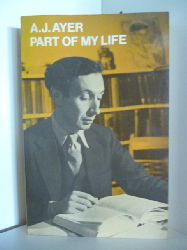 A. J. Ayer  Part of my Life (English Edition)