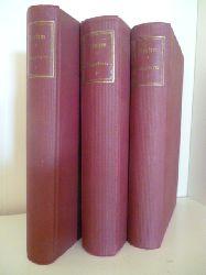 Herausgegeben und bearbeitet von Carl W. Neumann  Brehm. Das Leben der Säugetiere. Band 1. - 3.