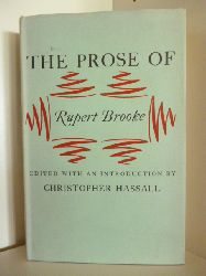 Christopher Hassall  The Prose op Rupert Brooke (English Edition)
