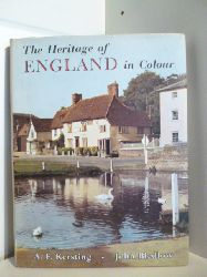 A. F. Kersting and John Bledlow  The Heritage of England in Colour (English Edition)