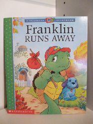 A Franklin Storybook  Franklin Runs Away (English Edition)