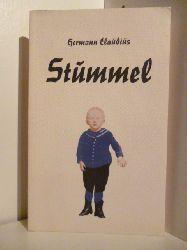 Claudius, Hermann  Stummel