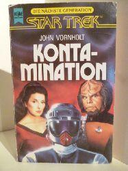 Vornholt, John  Die nächste Generation. Star Trek. Kontamination