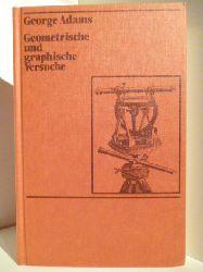 Adams, George  Geometrische und graphische Versuche