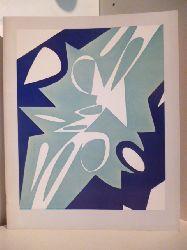 Katalogbearbeitung: Rainer Budde  E.W. Nay 1902-1968