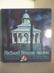 5. Dokumentation zu Theater und Musik  Richad Wagner 1864-1949. Musik des Lichts in dunkler Zeit. Vom Bürgeschreck zum Rosenkavalier