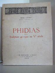 Lechat, Henri  Phidias et la Sculpture grecque au V siecle