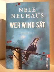 Neuhaus, Nele  Wer Wind Sät