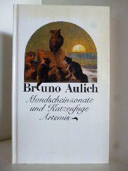 Aulich, Bruno  Mondscheinsonate und Katzenfuge