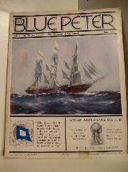 Edited by F. A. Hook, F.R.G.S. and A. M. Hook, B. Sc.  The Blue Peter. The Magazine of Sea Travel. Vol. V. No. 39, June 1925