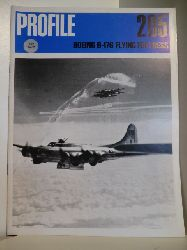 Roger A. Freeman  Profile No 205. Boeing B-17G Flying Fortress.