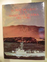 Textos: Dr. Percy Cay o Cordova, Dr. Raul Palacios Rodriguez, Ministerio de Marina del Peru  El Mar de Grau y la Marina de Guerra del Peru (spanischsprachig)