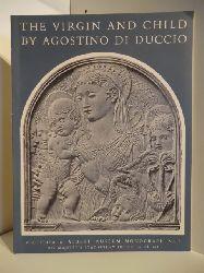 Pope-Hennessy, John  The Virgin and Child by Agostino di Duccio