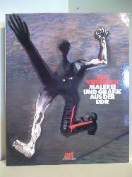 Verkaufsausstellung des Staatlichen Kunsthandels der DDR  Zeitvergleich. Malerei und Graphik aus der DDR