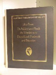 Dr. Julius Baum. Begründet von Prof. Dr. Fritz Burger. Fortgeführt von Prof. Dr. A. E. Brinckmann.  Handbuch der Kunstwissenschaft. Die Malerei und Plastik des Mittelalters II: Deutschland, Frankreich und Britannien.