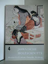 Bearbeitet von Rose Hempel  Bildhefte des Museums für Kunst und Gewerbe Hamburg IV. Japanische Holzschnitte