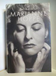 Kohse, Petra  Marianne Hoppe