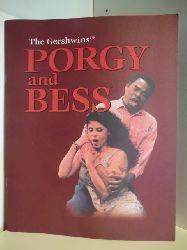George Gershwin, DuBose & Dorothy Heyward and Ira Gershwin  Hamburger Staatsoper. The Gershwins Porgy and Bess (English Edition)