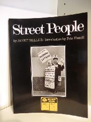Janet Beller, Introduction by Pete Hamill  Street People (English Edition)