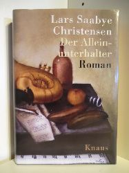 Christensen, Lars Saabye  Der Alleinunterhalter